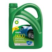 BP VISCO 5000 5w30 SL/CF, A3/B3, A3/B4 (4л) (4 шт.) масло мотор. синт. 15807A