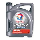 TOTAL QUARTZ INEO C3 5W40	5 л. моторное масло