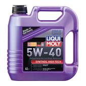 LIQUI MOLY  Synthoil High Tech  5w40   4 л. (4шт) масло моторное, синтетика  1915