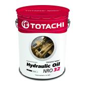 TOTACHI NIRO Hydraulic oil NRO 32 16.5 кг/18,98л