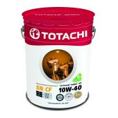 TOTACHI NIROLV Semi-Synthetic SN/CF 10W-4016.5 кг/19,07л