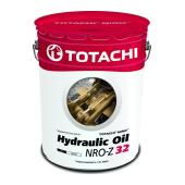 TOTACHI NIRO Hydraulic oil NRO-Z 32 16.5 кг/18,98л
